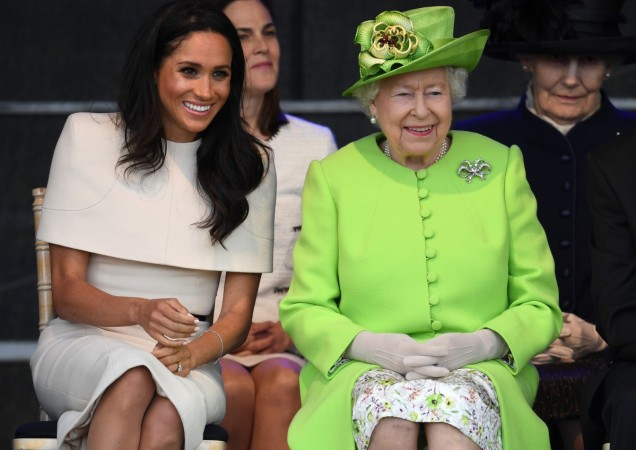 Queen, Meghan Markle
