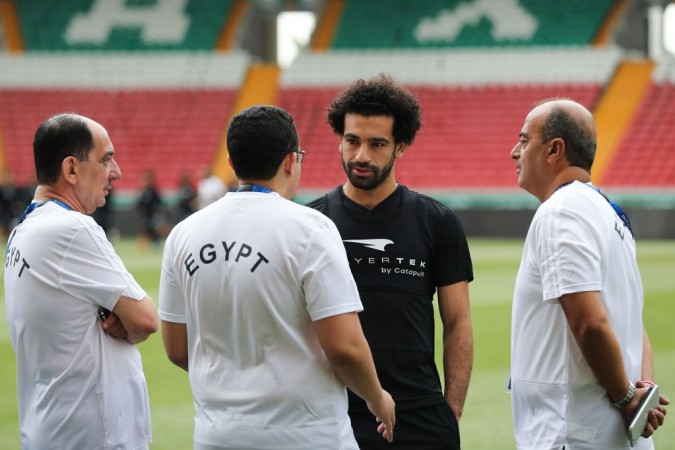 Live score and latest updates as Mo Salah starts