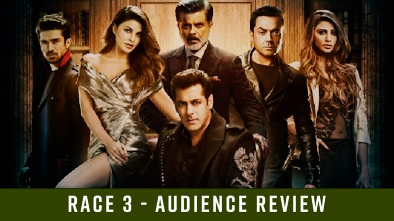 Audience Review : Race 3