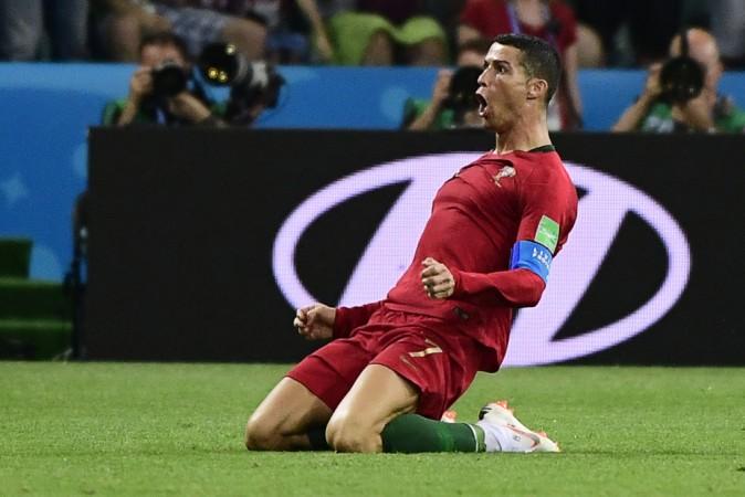 Portugal player ratings versus Morocco