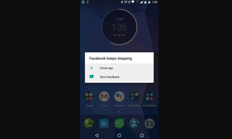 Android Facebook app crash update: Here's how to fix it