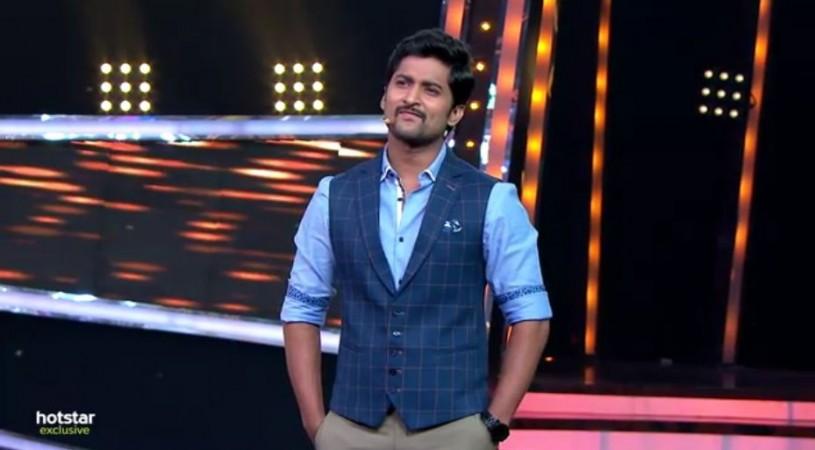 Nani on Bigg Boss Telugu 2