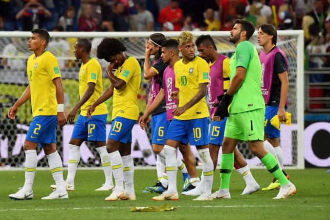 Switzerland holds Brazil to 1-1 draw