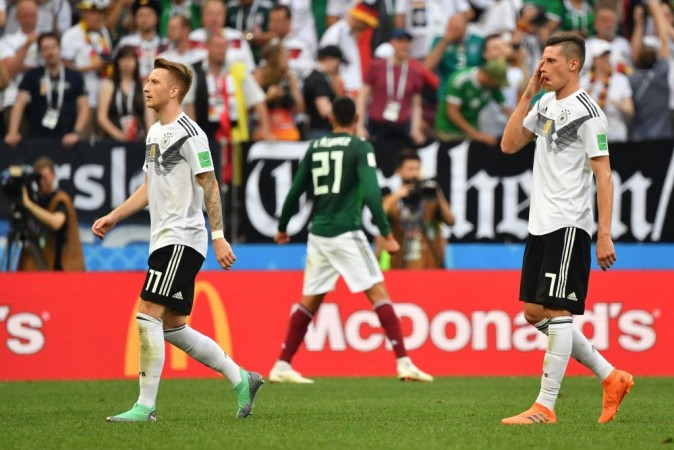 German Media Sound Alarm After Shock World Cup Defeat