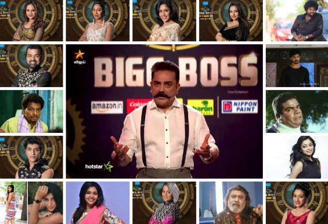Bigg Boss Tamil 2: Complete profiles and photos of 16 contestants