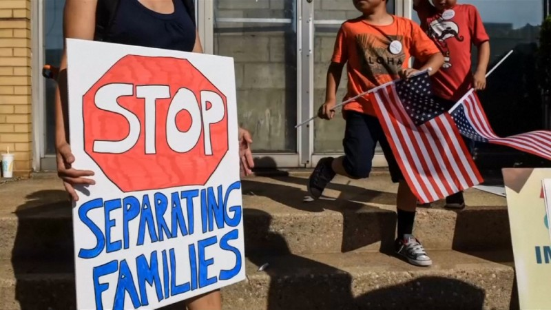 Lawmakers Call Trump Administration Thugs For Separating Families