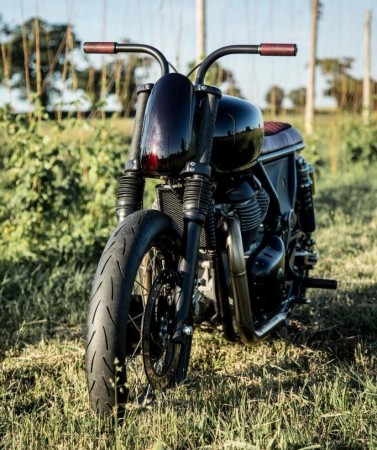 The Interceptor by Old Empire Motorcycles