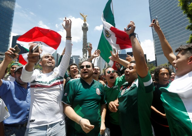 Fifa World Cup 2018 Mexico fans