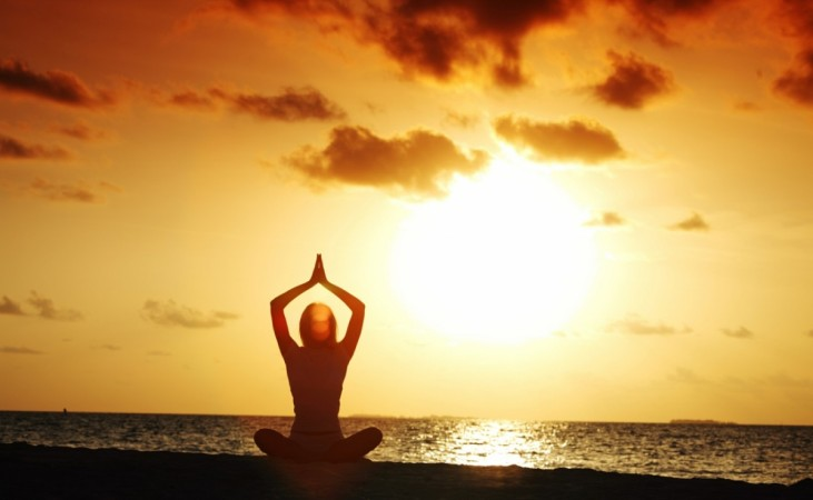 Th belief that yoga and meditation make people selfless is being questioned.