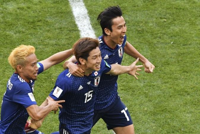 Japan Fifa World Cup 2018