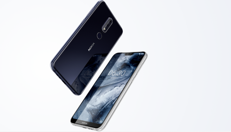 Nokia X6, HMD Global OY, India launch, price