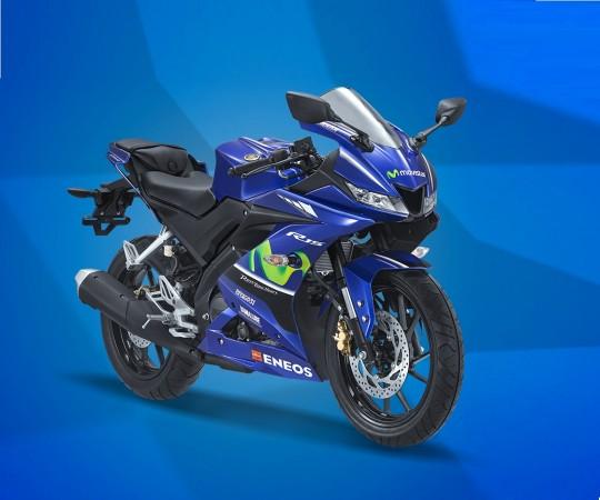 Yamaha YZF-R15 Version 3.0 MotoGP edition