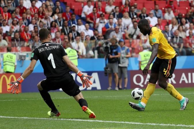 7a821fff8 Fifa World Cup 2018  Romelu Lukaku joins Cristiano Ronaldo in Golden ...
