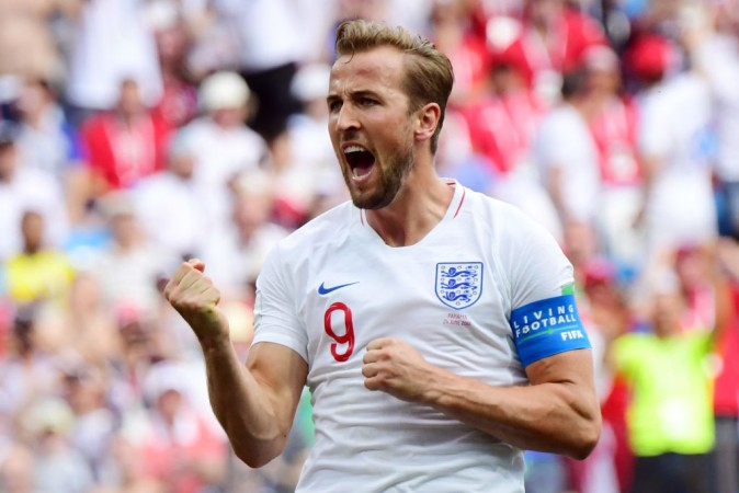 Harry Kane Fifa World Cup
