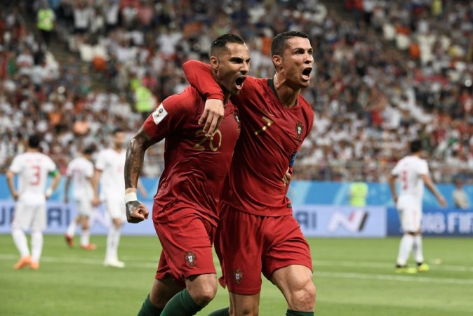 Portugal at Fifa World Cup 2018