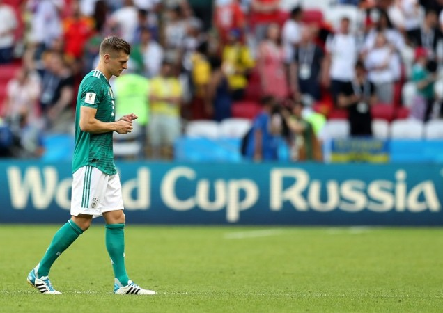 Toni Kroos Germany South Korea