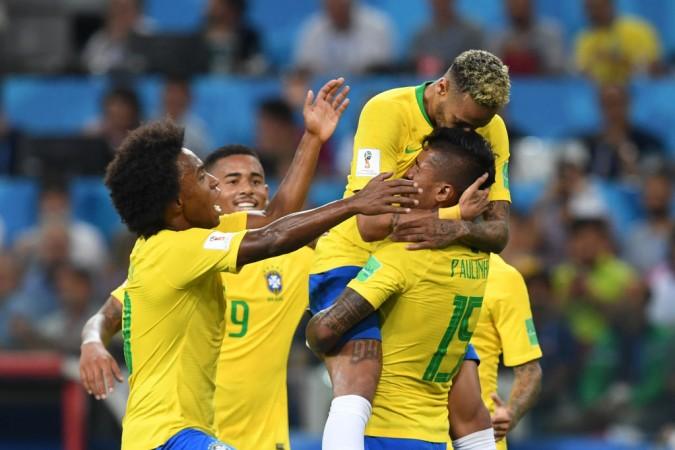 Brazil Fifa World Cup 2018