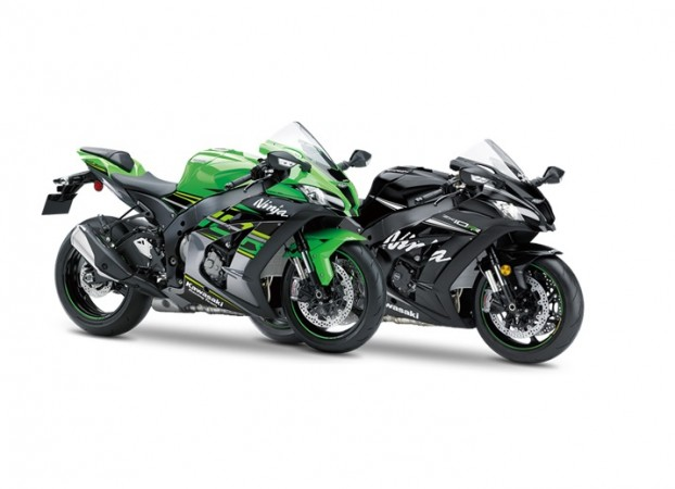 Kawasaki Ninja Zx 10r Ninja Zx 10rr Launched With Huge Price Cut By