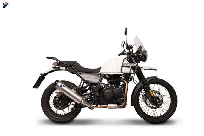 2018 Royal Enfield Himalayan Gets Power Boost With Termignoni Racing