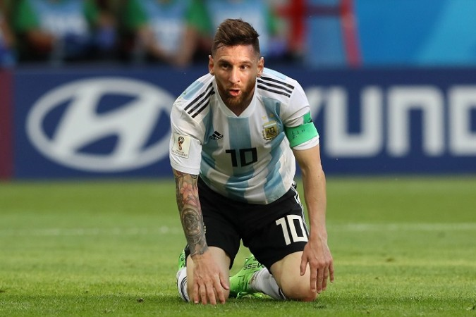 eaf03afbb After painful World Cup exit, Lionel Messi and Cristiano Ronaldo could  retire from international football