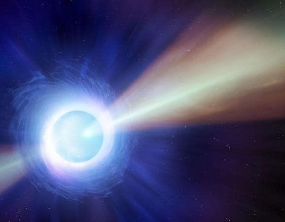 Neutron star Gamma Burst