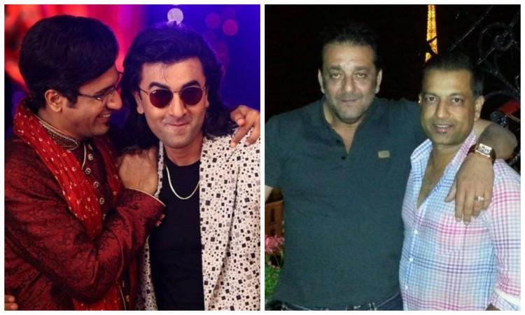 Meet Paresh Ghelani, Sanjay Dutt's best friend portrayed as Kamlesh Kapasi in Sanju