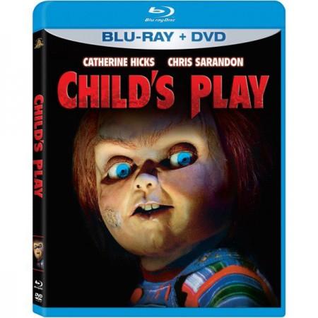 Child's Play bluray