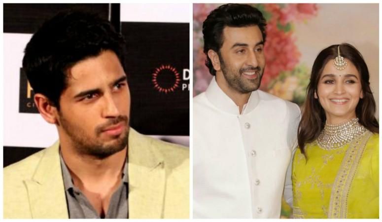 What Sidharth Malhotra feels about Alia Bhatt dating Ranbir Kapoor
