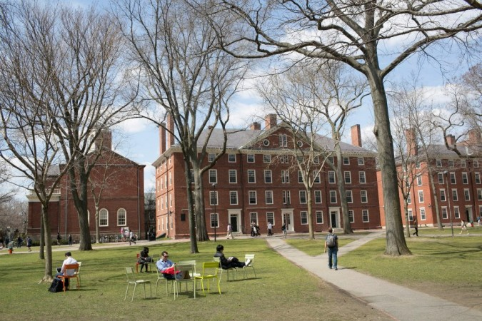 Harvard University admissions process is under wraps