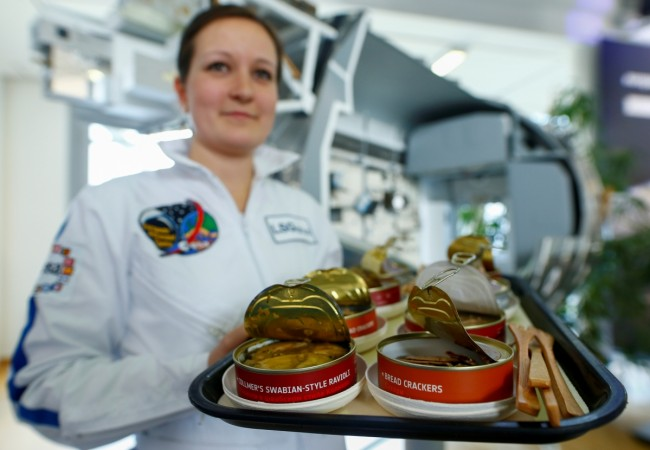 Europe takes space food craze a step further, Russia to ...