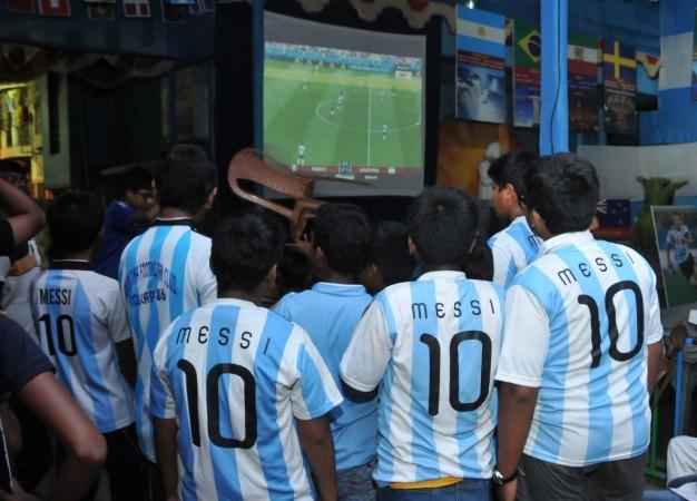 Kolkata Fifa World Cup 2018