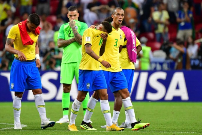 Brazil at Fifa World Cup 2018