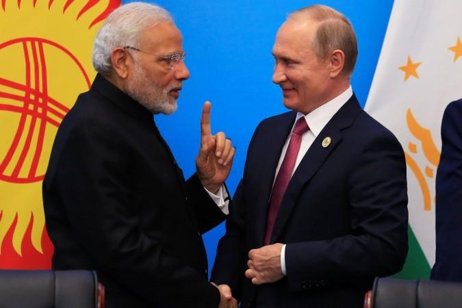 Modi Putin