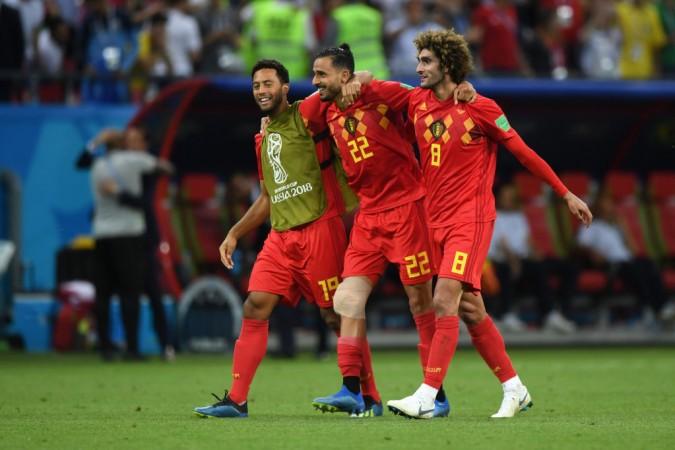 Belgium at Fifa World Cup