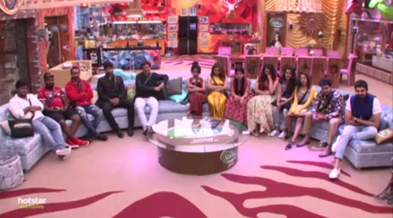 Bigg Boss Telugu 2 contestants in fifth week