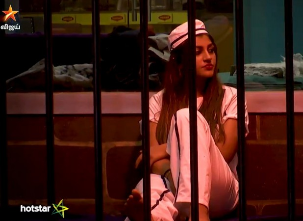 Yashika in Bigg Boss Tamil 2 house