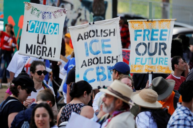 Protests against ICE