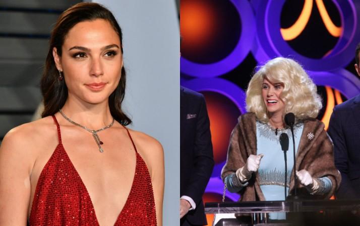 Wonder Woman 2, Chris Pine, Gal Gadot, Kristen Wiig