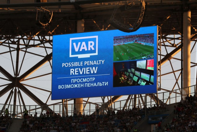 VAR at Fifa World Cup
