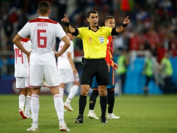 VAR at Fifa World Cup 2018