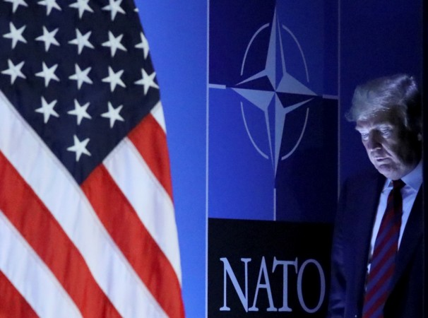 Donald Trump ready to help NATO countries to buy US weapons