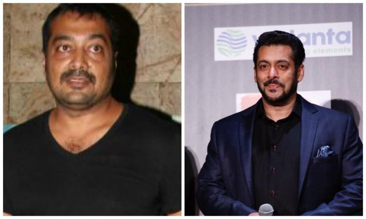 Anurag Kashyap and Salman Khan