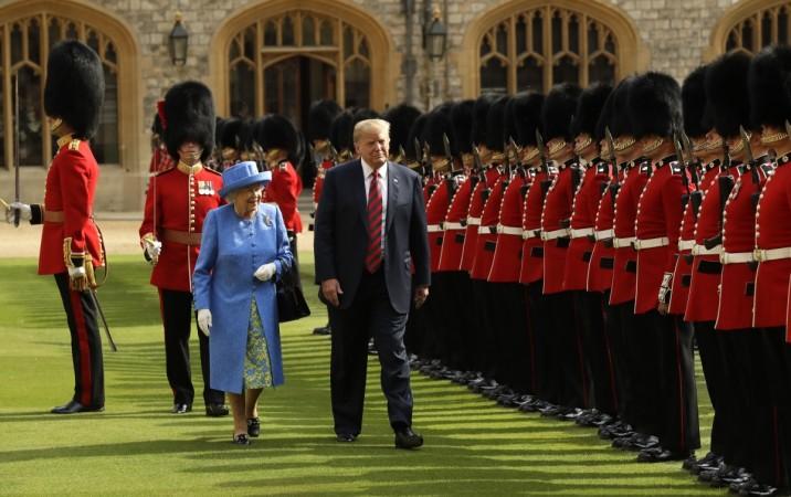 Donald Trump, Queen