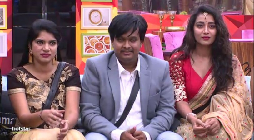 Deepthi, Ganesh and Bhanu Sree on Bigg Boss Telugu 2