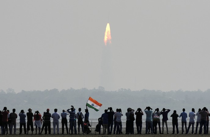 PSLV-C37 launch