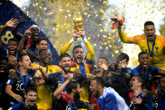 Fifa World Cup 2018 final  France clinch second title after six-goal Moscow  spectacle. Antoine Griezmann 863f6077a