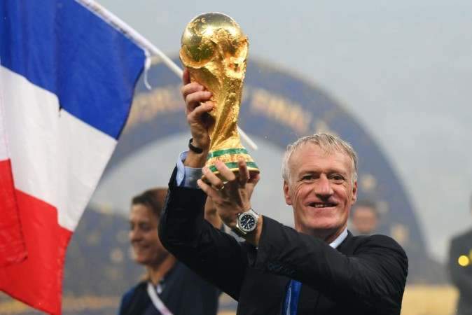Image result for didier deschamps world cup