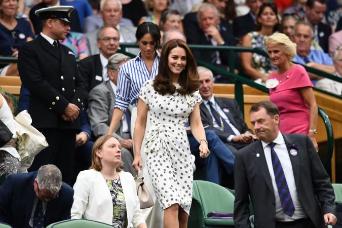 Kate Middleton, Meghan Markle Wimbledon