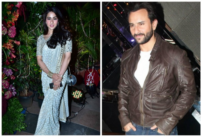 Saif Ali Khan opens up about his equation with daughter Sara