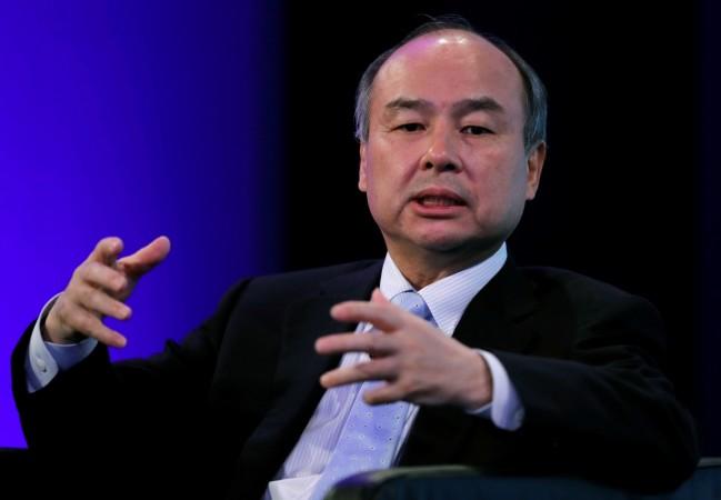 SoftBank CEO Masayoshi Son calls Japan 'a stupid country